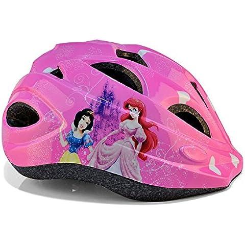 JQY Cascos de ciclismo Niños Bicicleta Ciclismo Escalada Patinaje Skateboarding y Deportes al aire libre Cascos de seguridad, dibujos animados Cómoda protección transpirable para niños Niños y niñas (Rosa)