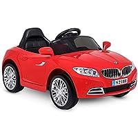 Volete che il vostro bambino guidi una macchina super accessoriata in totale sicurezza? Questa sportiva coupè modello cabrio in colore rosso, con il suo design accattivante e la massima cura ai dettagli, è una garanzia per il divertimento dei più pic...