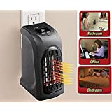 CPEX Plastic 400 W Digital Electric Heater(Black)
