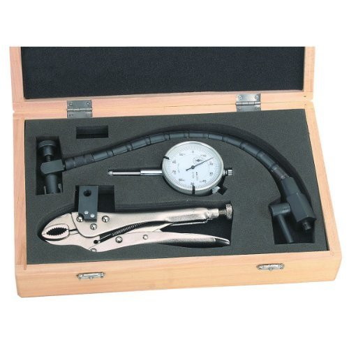 Clamping Dial Indicator by Harbor Freight Tools