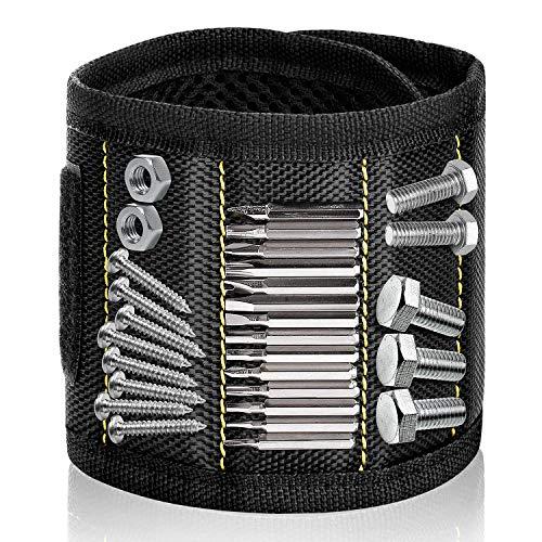 Wristband Magnético Con Los 15 Imanes Fuertes Magnético