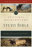 NIV, Cultural Backgrounds Study Bible, Hardcover, Red Letter Edition: Bringing to Life the