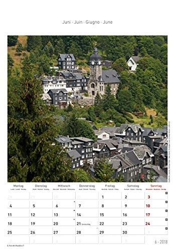 Thüringen 2018 - Bildkalender (24 x 34) - Landschaftskalender - 8