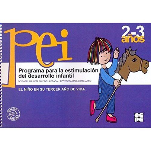 Pei 2-3 Años (Programas Intervencion Educati) por Maria Isabel Zulueta