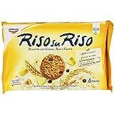 Galbusera - Riso su Riso, Biscotto con Cereali, Riso e Frutta, Pacco da  6X40 g, totale: 240 g
