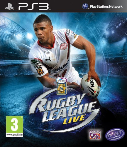 Rugby League Live (Sony PS3) [Import UK]