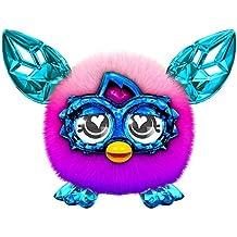 Furby Furblings Criatura Especial Característica Juguete De Peluche Suave (Rosa/Lila)