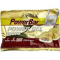 Power Gel Shots mit Kohlenhydraten – Energie Gummis – Vegan – 75mg Koffein – Cola 16 x 60 g