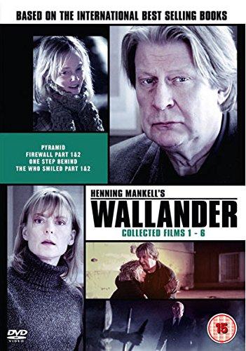 Wallander: Original Films 1-6 [DVD] [UK Import]: Alle Infos bei Amazon