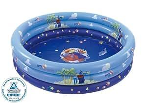 Happy People 77756 - Käpt'n Blaubär Pool, 3 Ringe
