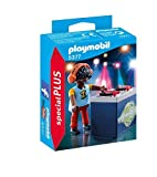 Playmobil 5377 - DJ Z - Game tool by Playmobil special Plus