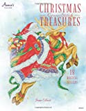 Christmas Cross-Stitch Treasures: 18 Magical Designs (Annies)