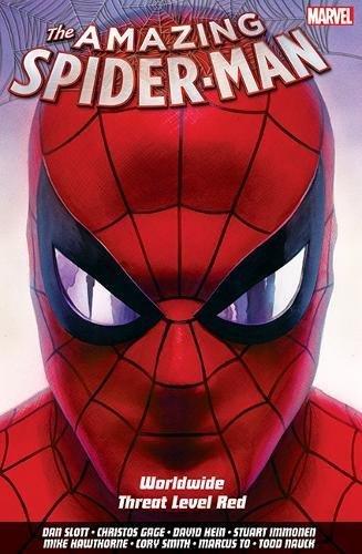 Amazing Spider-man Worldwide Vol. 8 : Threat Level Red par Dan Slott