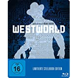Westworld Steelbook (exklusiv bei Amazon.de) [Blu-ray]
