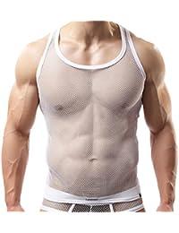 Suchergebnis auf Amazon.de für  netzhemd männer - Weiß   Herren ... 0d4b710ca9