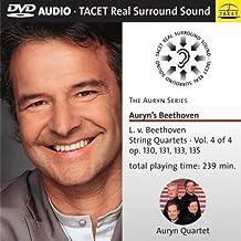 Streichquartette Op.130,131, [DVD-AUDIO]
