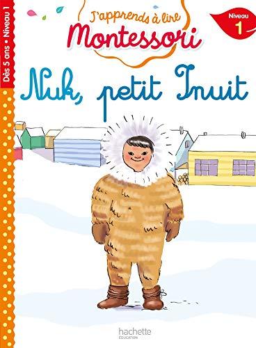 Nuk, petit Inuit | Leroy-Jouenne, Charlotte. Auteur