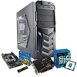 PC DESKTOP COMPUTER FISSO ASSEMBLATO COMPLETO PROCESSORE INTEL I7 7700 3,6 GHZ /RAM 16GB / SSD 240GB / HD 1TB/DVD / GTX 1050 4GB / WIFI / USB 3.0 / LICENZA WINDOWS 10 PRO / PROGRAMMI & SOFTWARE AGGIUNTIVI