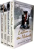 Jennifer Worth Collection 4 Books Set (Farewell To The East End: The Last Day...