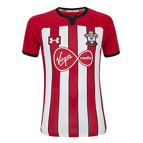 Under Armour Kinder Southampton FC Home Replica Jersey XS Red (602) -