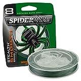 Tresse Spiderwire Stealth Smooth 8 brins diamètre 10