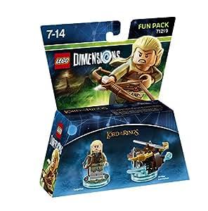 Figurine 'Lego Dimensions' - Legolas - Le Seigneur des Anneaux