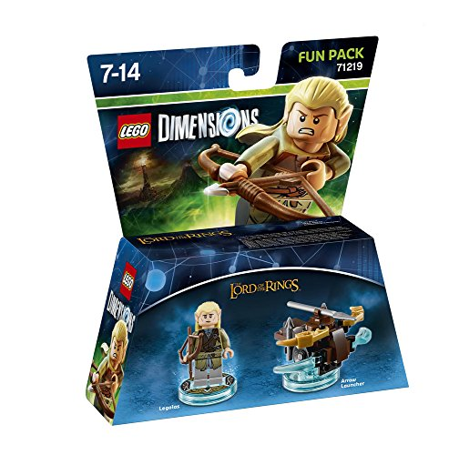 Warner - EGO Dimensions Fun Pack: SDLA Legolas 1