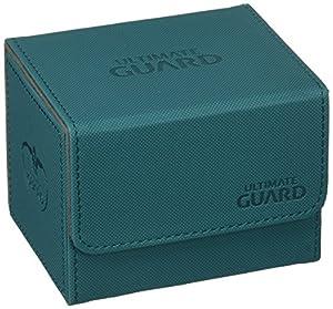 Ultimate Guard ugd010758Sidewinder 100+ Tamaño estándar Xenoskin Gasolina Azul