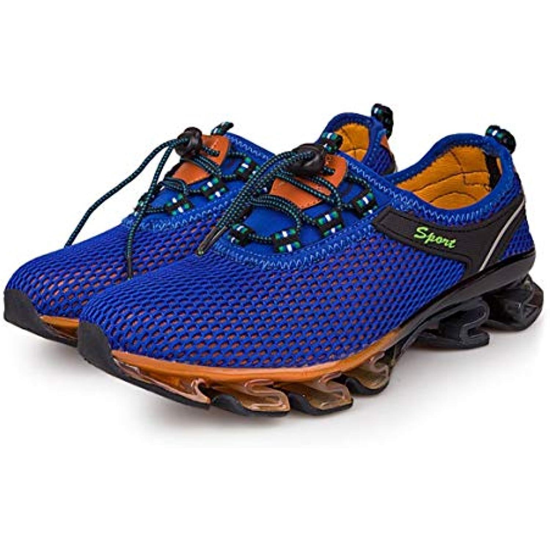 Chaussures de Course en Plein air en Mesh Respirant Respirant Respirant Semelle en Caoutchouc antidérapante Chaussures de Sport Chaussures... - B07J6BLZNX - 844cef