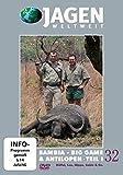 Sambia - JAGEN WELTWEIT DVD Nr. 32: Big Game und Antilopen Teil 1