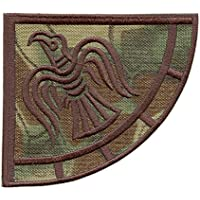 Rare Viking Raven Banner Kryptek Mandrake Odin God of War Morale Touch Fastener Patch