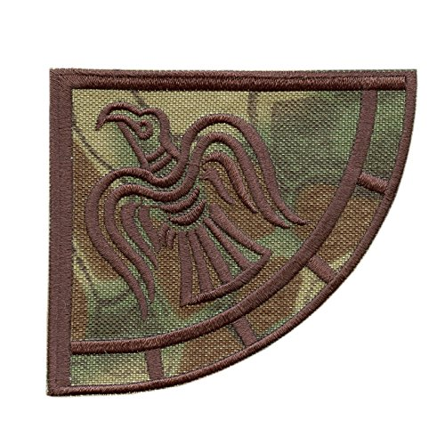 Rare Viking Raven Banner Kryptek Mandrake Odin God of War Morale Touch Fastener Patch