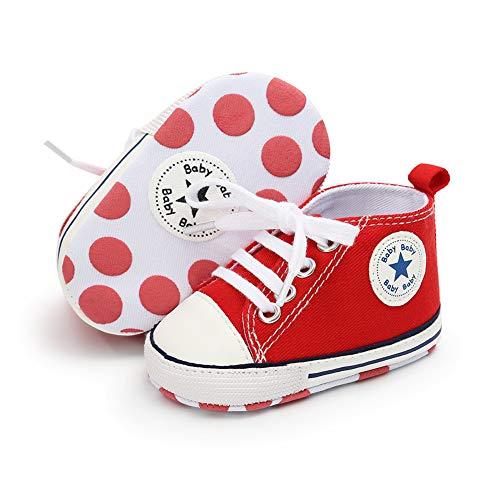 Babycute Zapatos Lona bebés Zapatillas Deporte Zapatillas