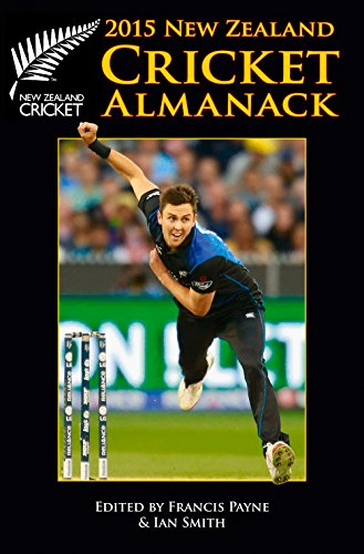 New Zealand Cricket Almanack 2015 por Francis Payne
