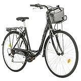 Multibrand Probike 28 City Zoll Fahrrad 7-Gang urbane Cityräder For
