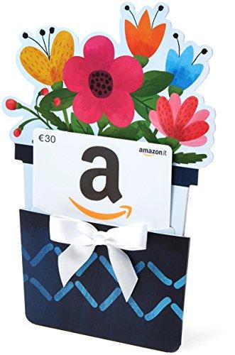 Buono Regalo Amazon.it - €30 (Busta di Fiori)