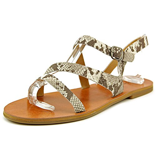 lucky-brand-alexcia-femmes-us-55-gris-sandales-gladiateur
