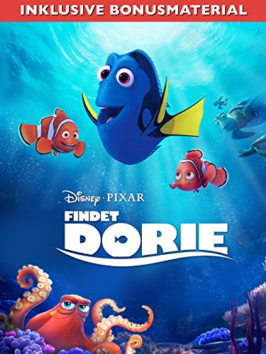 Findet Dorie (inkl. Bonusmaterial) [dt./OV] (Suche Dorie Nach)