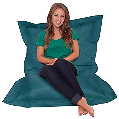 Giant Bean Bag Slouch Sack - 100% Waterproof Bean Bags Indoor/Outdoor