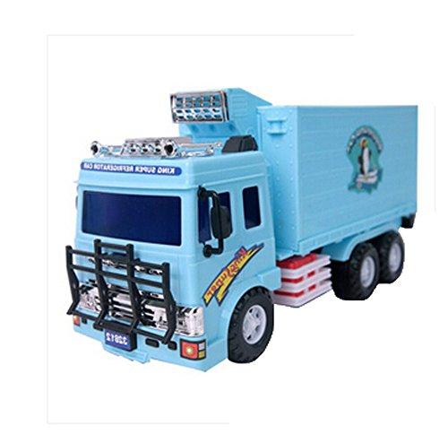 Ingenieurwesen Verkehr Fahrzeug Spielzeug, Kühlwagen 1Pcs