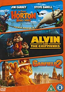 horton hears a who alvin and the chipmunks garfield 2