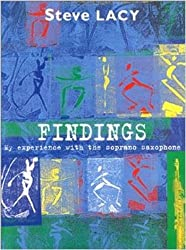 Findings : My Experience with Soprano Saxophone (1 livre + coffret de 2 CD)