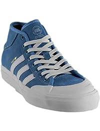 pretty nice 2fd5e 864d8 Adidas Matchcourt media (bianco   bianco   bianco) Skate Shoes-8