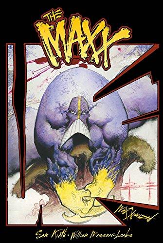 The MAXX: Maxximized Volume 1 - Cartoon Maxx,