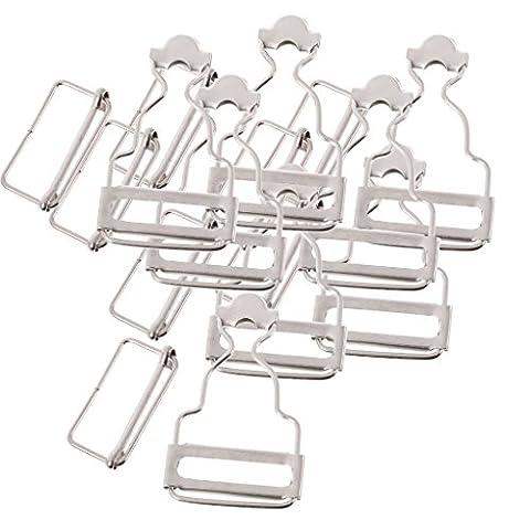 Attache Pour Vetement - MagiDeal Ensemble De 6 Attaches Fixations Boucles