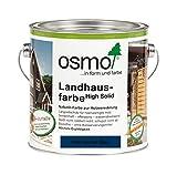 OSMO Landhausfarbe 750ml Royal Blau 2506