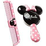 "Minnie Mouse ""Minnie Salon"" Brush & Comb Set - pink, one size"