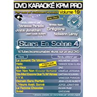 DVD Karaoké KPM Pro Vol. 19 Stars En Scène 4