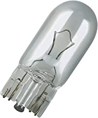Osram ORIGINAL W5W, Sonderlampe, 2825-02B, 12V, Doppelblister