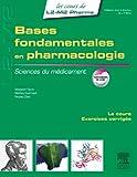 Image de Bases fondamentales en pharmacologie: Sciences du médicament